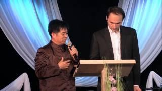 Nebeský Muž Brat Yun 2012