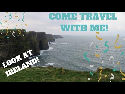 MY FIRST WEEK IN IRELAND // travel vlog