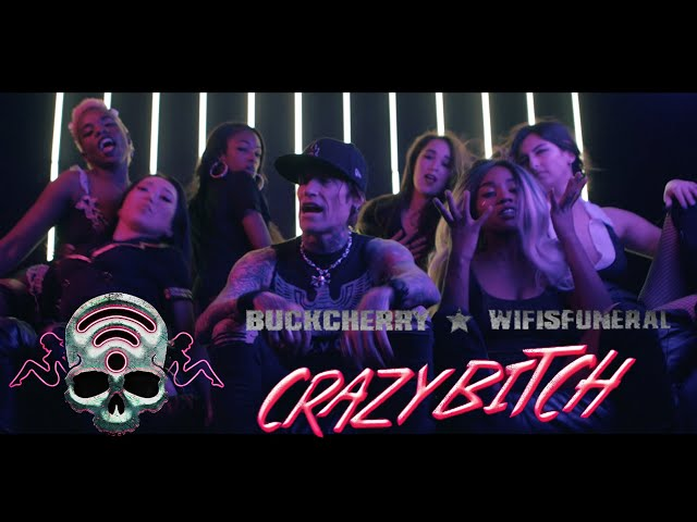 Buckcherry & wifisfuneral - Crazy Bitch [2020 Remix] (Official Video)