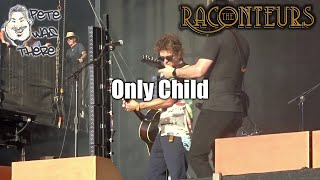 The Raconteurs - Only Child (ACL Music Fest, Austin, TX 10/04/2019) HD