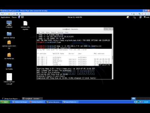 Network Security Phases Introduction For Beginners PT.3 Recon.