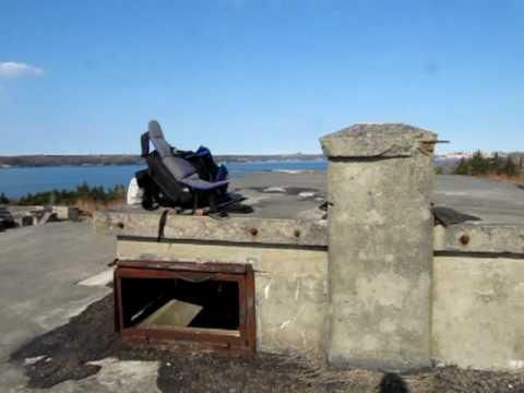 Fort McNab - McNabs Island - Halifax Harbour, Nova Scotia