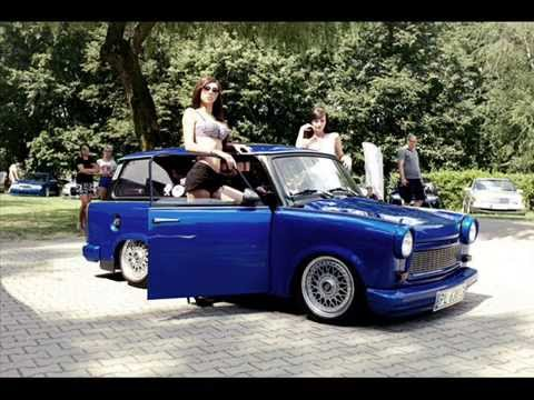 trabant 601 1 1 airride by pingor youtube. Black Bedroom Furniture Sets. Home Design Ideas