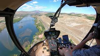 Helicopter Tour: Dam to Dam