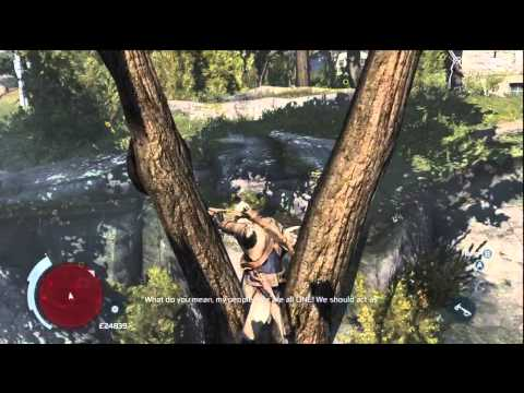 Assassins Creed 3 Sequence 6: William Johnson Full sync