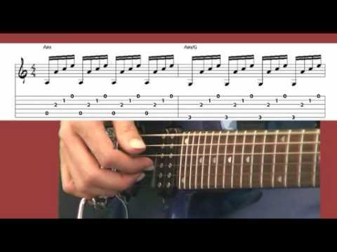Blackbird des Beatles - Guitare