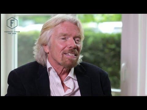 Bitesized Insight From Richard Branson, The Virgin Group