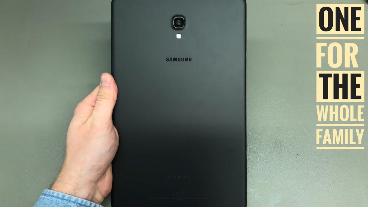1145bbf5695 Samsung Galaxy Tab A 10.5 2018 - YouTube