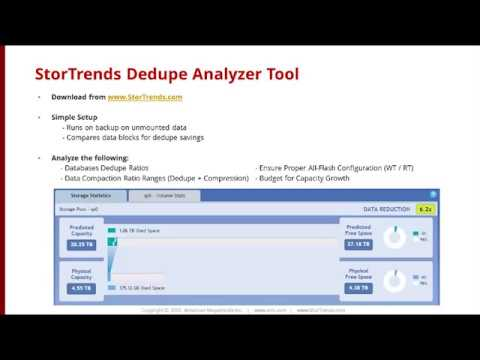 StorTrends Technical Deep Dive