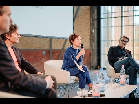 'HOW TO GROW WITH YOUR ARTISTS? DIFFERENT GALLERY MODELS' . Talking Galleries / Berlin 2015