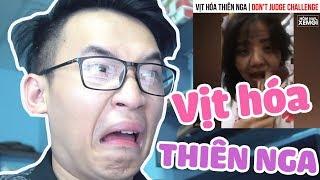 ( Video Reaction ) Cảm xúc khi xem clip Vịt hóa Thiên nga | Ô Kìa Hiệp