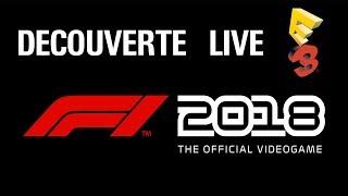 (rediff) dÉcouverte live f1 2018 [fr] - conference ign & square enix