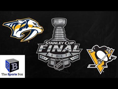 2017 NHL Stanley Cup Final Preview & Prediction - Nashville Predators vs Pittsburgh Penguins