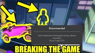 BREAKING JAILBREAK with RICHEST PLAYERS... | Roblox Jailbreak