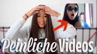 Meine PEINLICHSTEN VIDEOS von früher! :D | Shanti Tan
