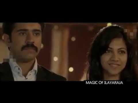 Premam sad scene with Illiyaraja touch ! MUST WATCH !