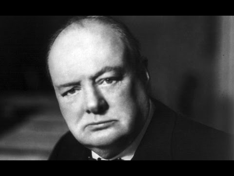 How Britain Dealt with Its National Decline: Churchill