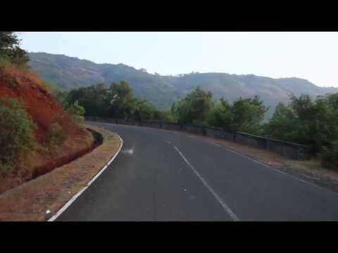 Pune to Lavasa City Road Bike Tour 2016 Video