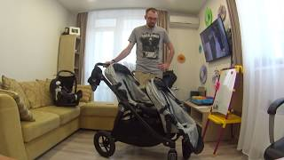 Обзор колясок Baby Jogger City Select  и Baby Jogger City Premier