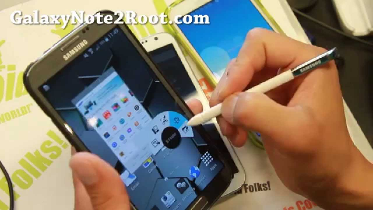 How To Convert Note 2 Into S5 Note 3 Hybrid Phone Viyoutube