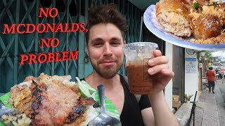 This Is Why MCDONALD'S Will NEVER Work in Vietnam!! A day of eating in Saigon, Vietnam