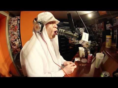 Krondon of White Boiz Freestyle on Showoff Radio with Statik Selektah Shade 45 Ep 10/29/15