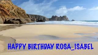 RosaIsabel   Beaches Playas - Happy Birthday