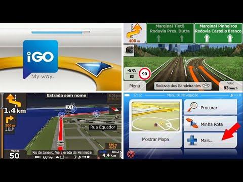 Gps offline iGO Primo android 2019 para Tablet , Celular ou Gps