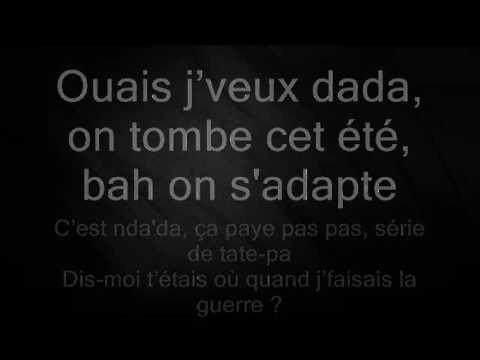 Pnl - Sur Paname Lyrics