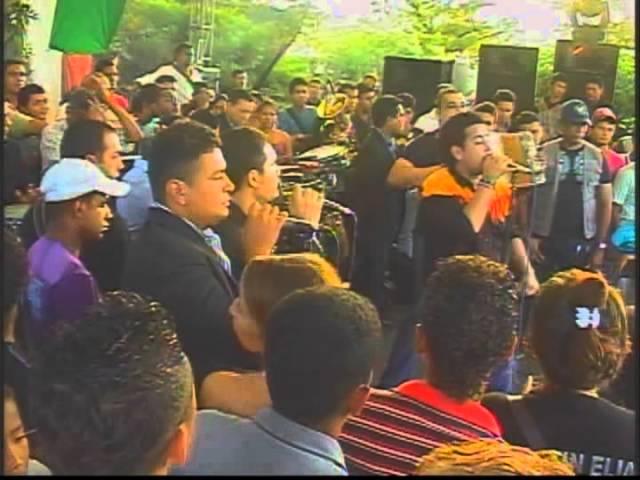 Martín Elias & Rolando Ochoa - 20 vidas mas + Mini Mini (Hatonuevo - La Guajira)