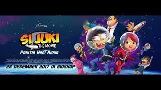 "Official Trailer ""Si Juki The Movie""   28 Desember 2017    Indro Warkop ,Nikita Mirzani"