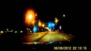 Video Impatient Driver Runs Red Light at Night download MP3, 3GP, MP4, WEBM, AVI, FLV November 2017