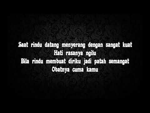 Anji - Jerawat Rindu (lirik)