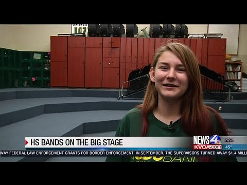 HS bands selected to play in The Music Man
