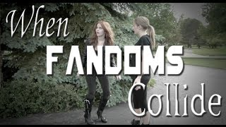 When Fandoms Collide Ep. 1 | Clary & Tris