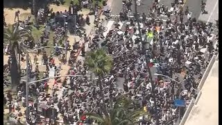 Watch Live: LA County Has Curfew in Effect as Protests and Unrest Continues