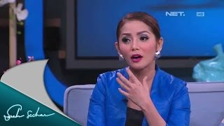 Kristina menjadi juri acara Kontes Dangdut di Amerika