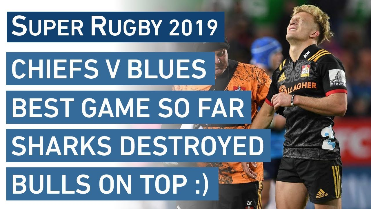 80eb5d79854 Super Rugby Round 9 Review - 2019 - YouTube