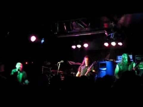 Immolation LIVE - The Purge - Orangevale, CA 1/29/10 Boardwalk