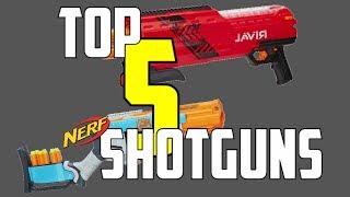 TOP 5 Nerf Shotguns