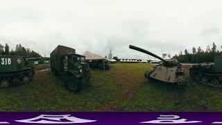Фестиваль военной техники. Видео 360°