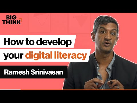 The tech shift: Push politicians for answers, and develop your digital literacy | Ramesh Srinivasan