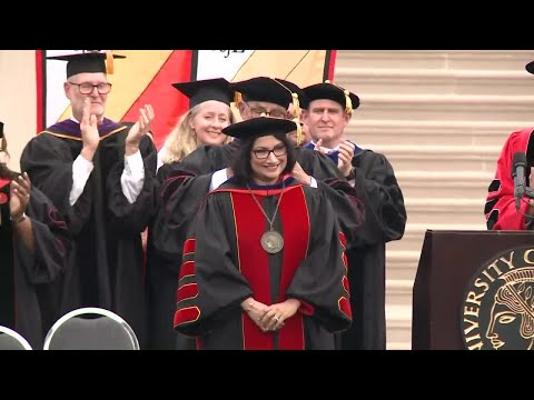 Louisville First With Howie Lindsey - WATCH: The Inauguration Of UofL's New President