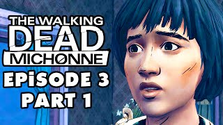 The Walking Dead: Michonne - Episode 3: What We Deserve - Gameplay Walkthrough Part 1 (PC)