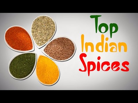 Top Indian Spices