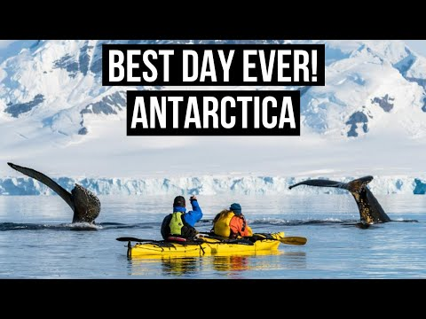 THE BEST DAY OF OUR LIVES!!! - Antarctica Vlog
