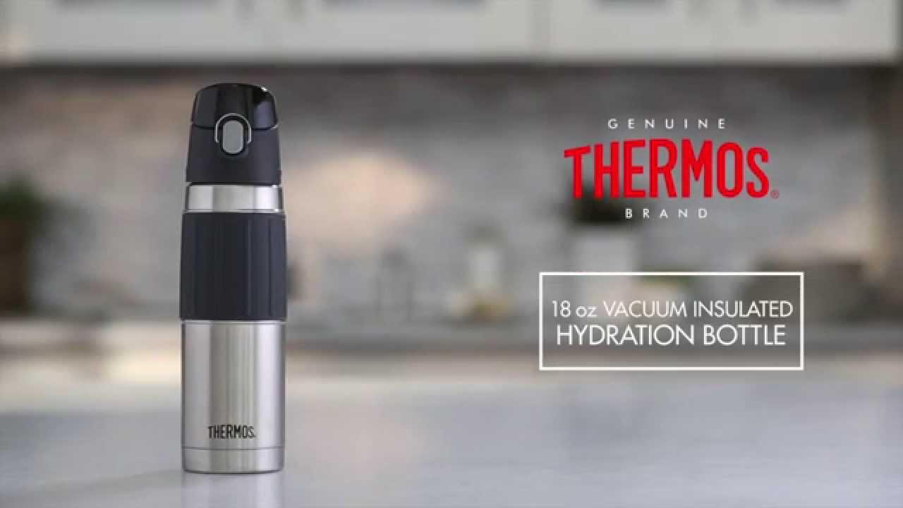 18 Oz Vacuum Insulated Hydration Bottle Youtube