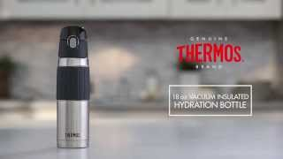 18 oz vacuum insulated hydration bottle