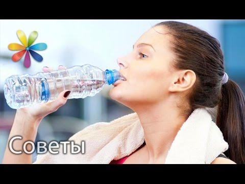Как правильно пить воду до тренировки, во время или после? Совет от тренера Тимура Мазура
