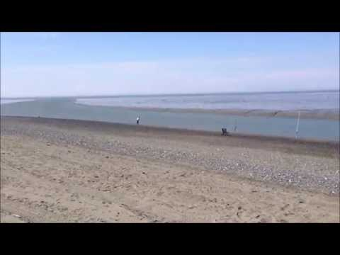 Cook Inlet - Tide Time Lapse (fast)